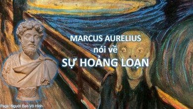 Photo of MARCUS AURELIUS NÓI VỀ SỰ HOẢNG LOẠN