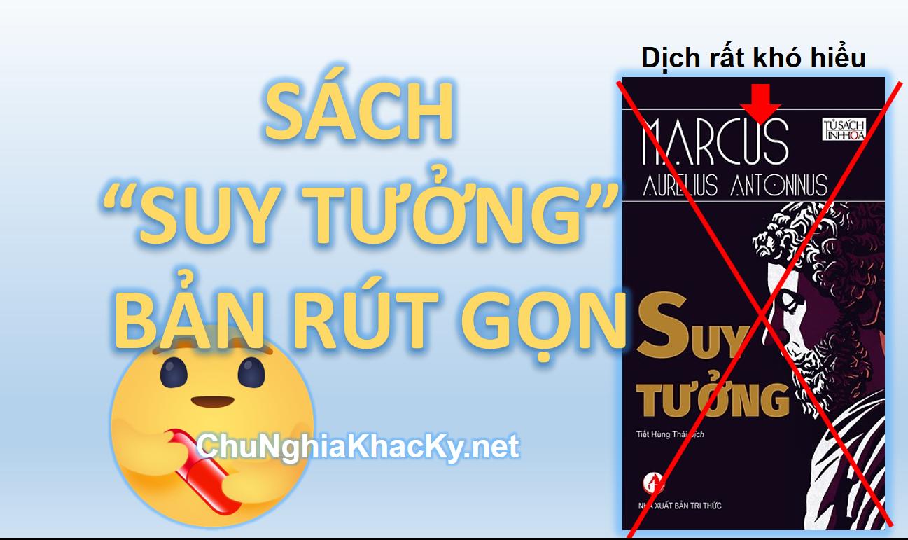 """Download ebook sách """"Suy Tưởng"""""""