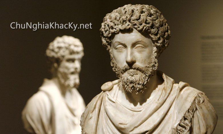 chủ nghĩa khắc kỷ Stoicism là gì, định nghĩa chủ nghĩa Khắc Kỷ Stoicism