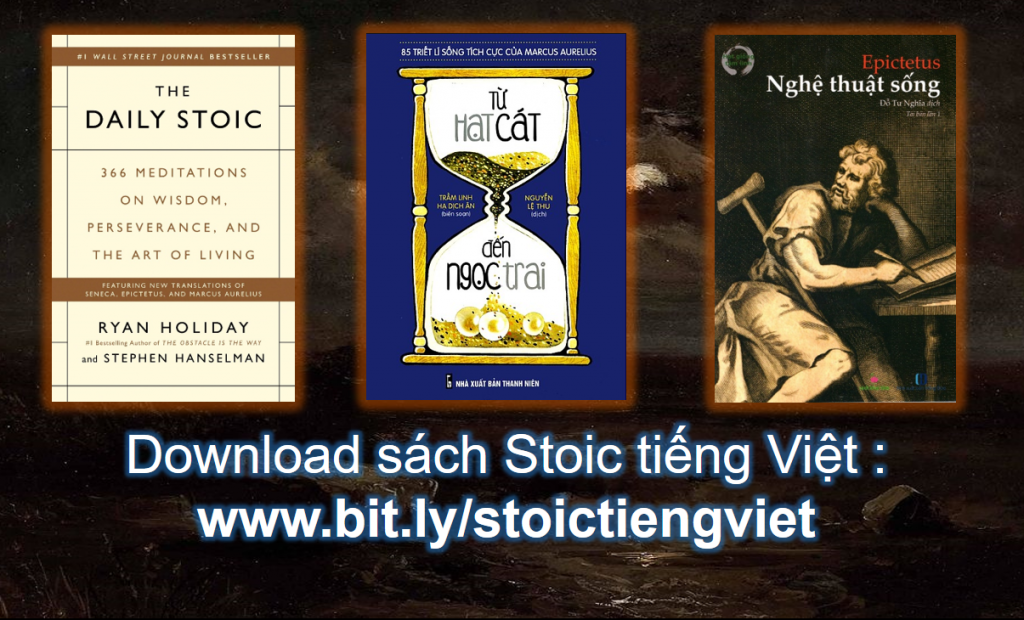 Download ebook sách The Daily Stoic Tiếng Việt